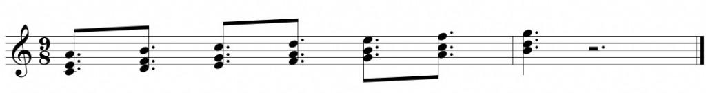 Music Memory Example 2